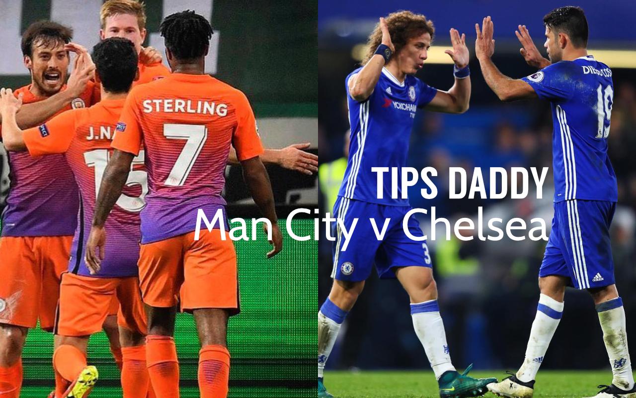 Manchester City vs Chelsea Tips