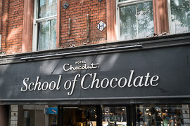 School of Chocolate? Oh. Yes.