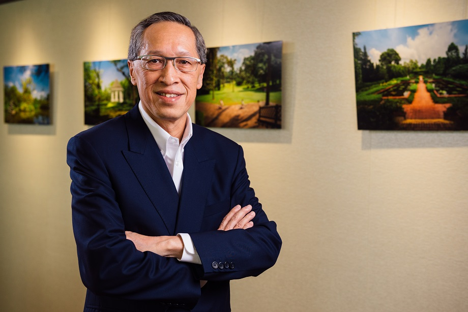 Mr Kwek Leng Joo