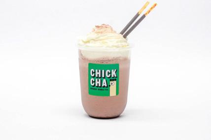 ChickCha - Milkshakes - Chocolate & peanuts