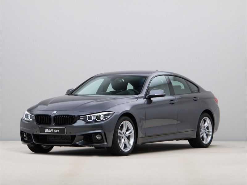BMW 4 Serie Gran Coupé 418i M Sport Corporate Lease afbeelding 1