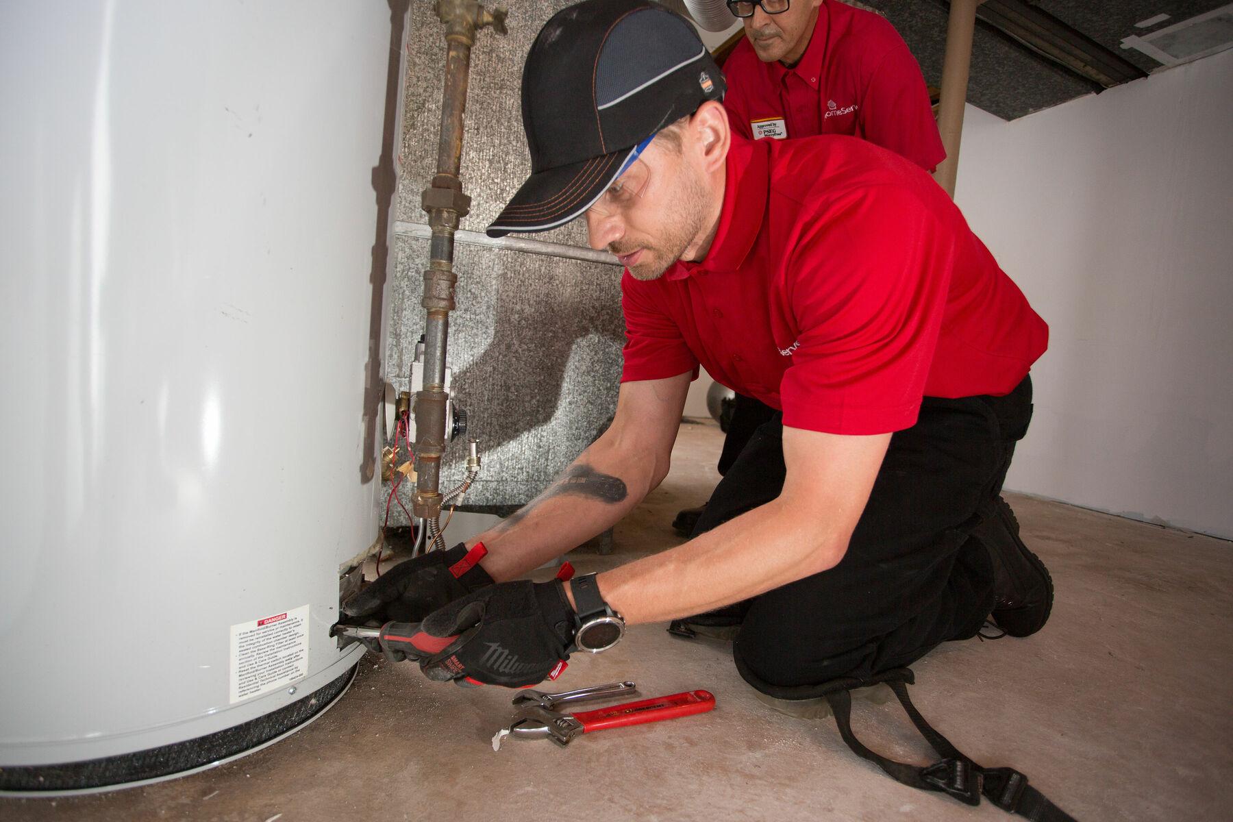 HVAC Water Heater Repair Image 2