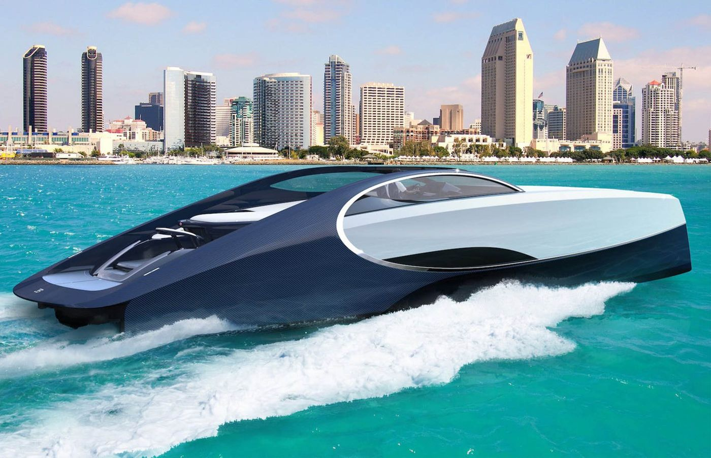 Bugatti Limited Edition Speed Boat