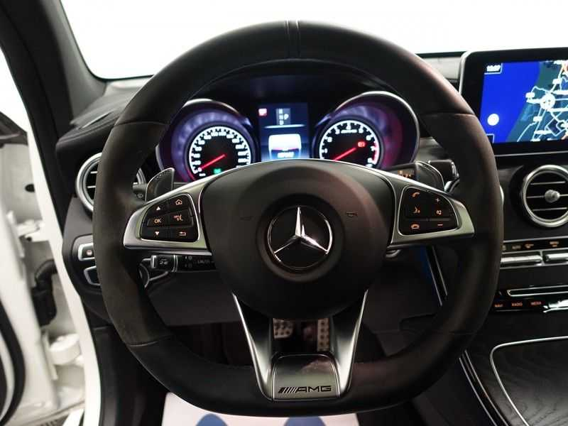 Mercedes-Benz GLC Coupé 43 Designo AMG 4MATIC Bi-Turbo 368pk- Full options afbeelding 19
