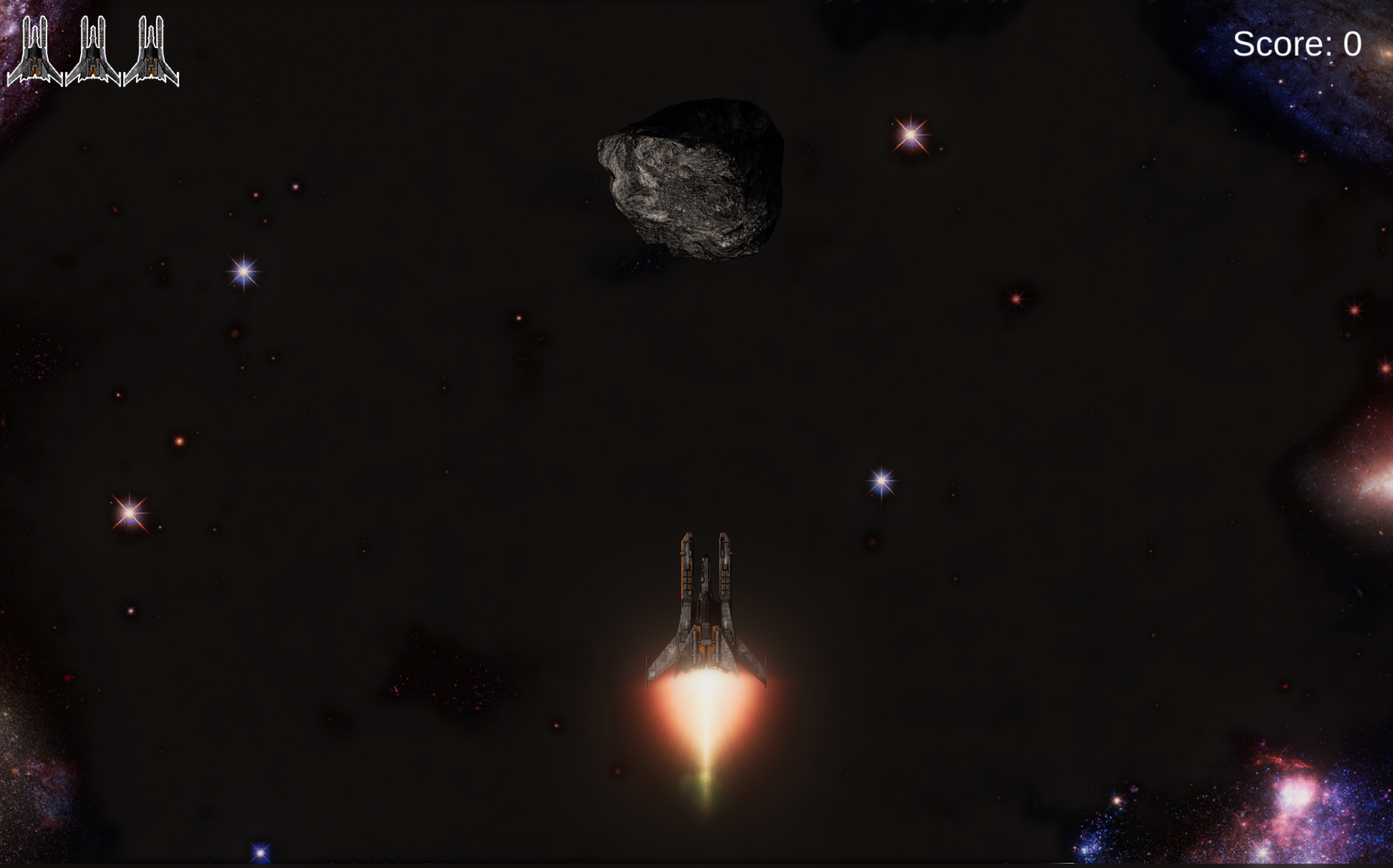 gaxlaxy shooter screenshot