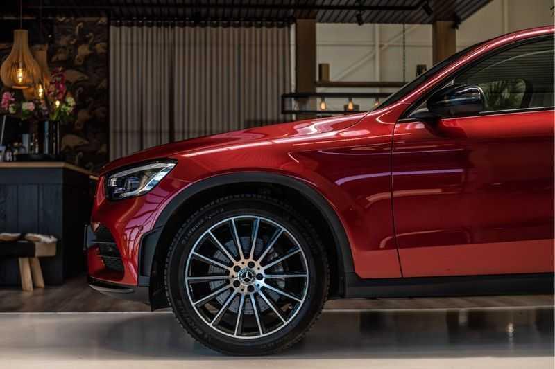 Mercedes-Benz GLC Coupé 300 4MATIC AMG | Night pakket | Distronic | Memory |Sound systeem | Sfeerverlichting | Luxury interieur | Apple Carplay | afbeelding 19