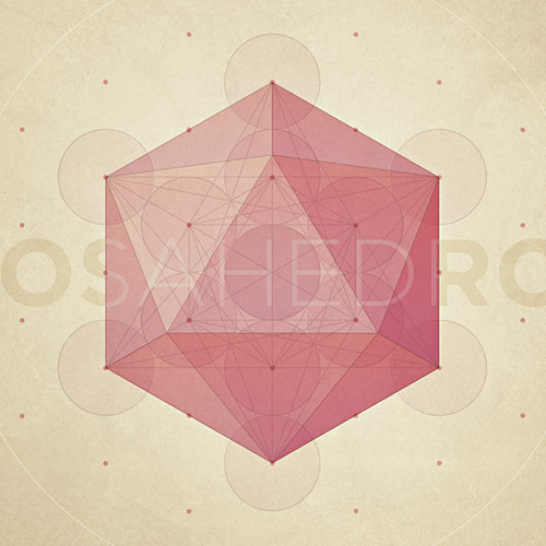Graphic: Platonic Solids