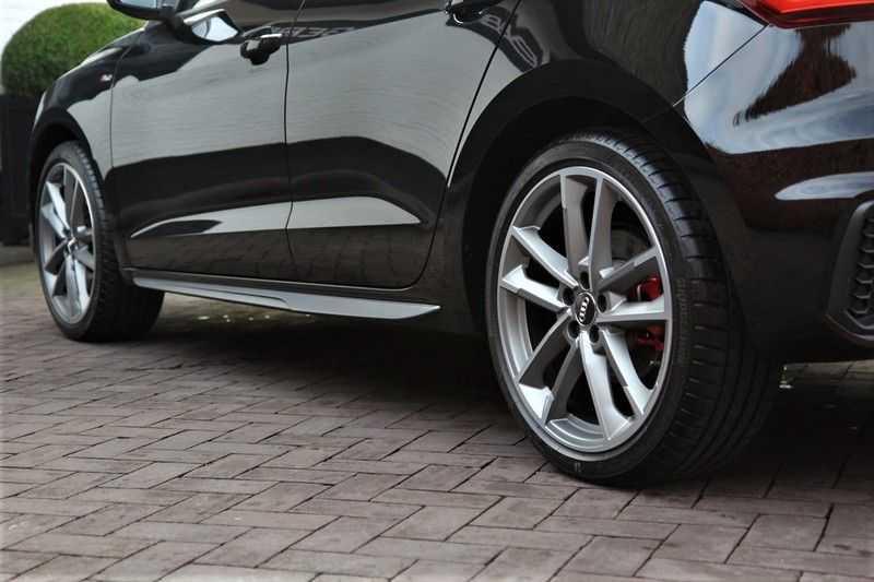 Audi A1 Sportback 40 TFSI S-LINE+NAVI+18INCH afbeelding 22