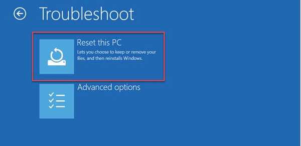 Troubleshoot Windows