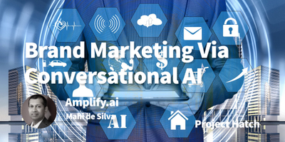 featured image thumbnail for post How I Shifted Brand Marketing Through Conversational AI