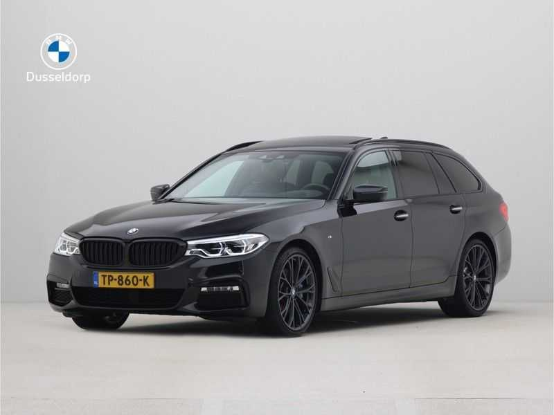 BMW 5 Serie Touring 530i High Executive M-Sport Automaat afbeelding 1