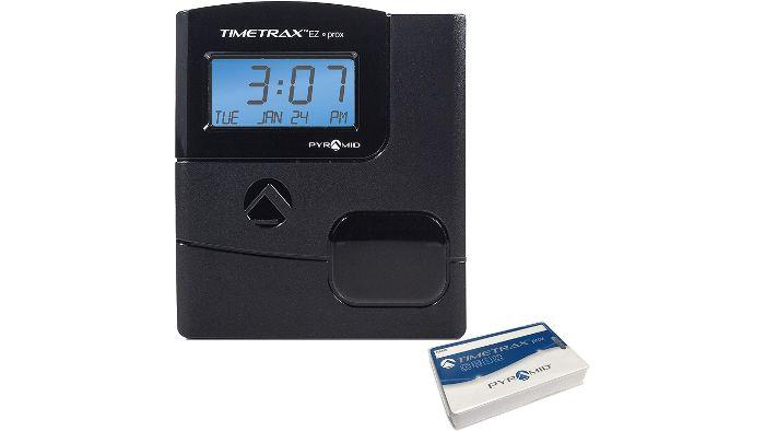 TTEZ PROX Proximity Time Clock