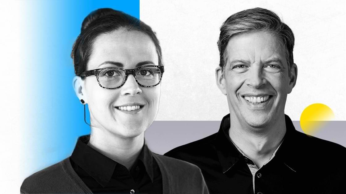Dr. Juliane Kiesenbauer & Carsten Rossi