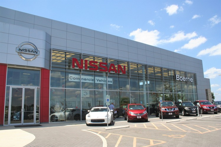 Nissan of Boerne Recognized with Award of Excellence