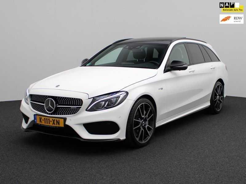 Mercedes-Benz C-Klasse 43 AMG 4MATIC|Alle opties behalve Trekhaak|