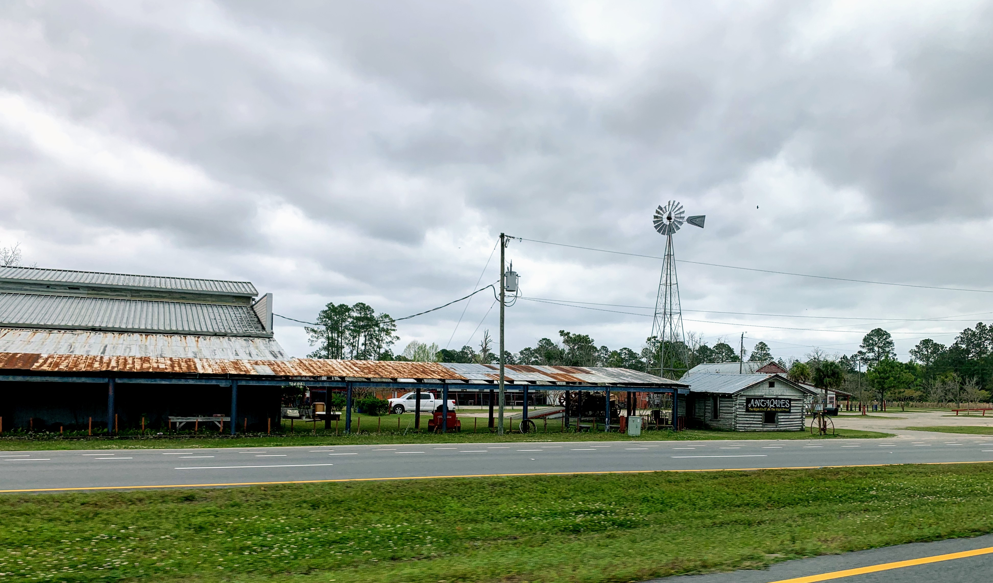 The Waldo Flea Market is a staple, we used to make trips there from Gainesville in college