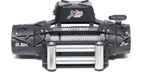 Smittybilt Gen3 XRC 9.5K Winch 97695 9500 lb winch