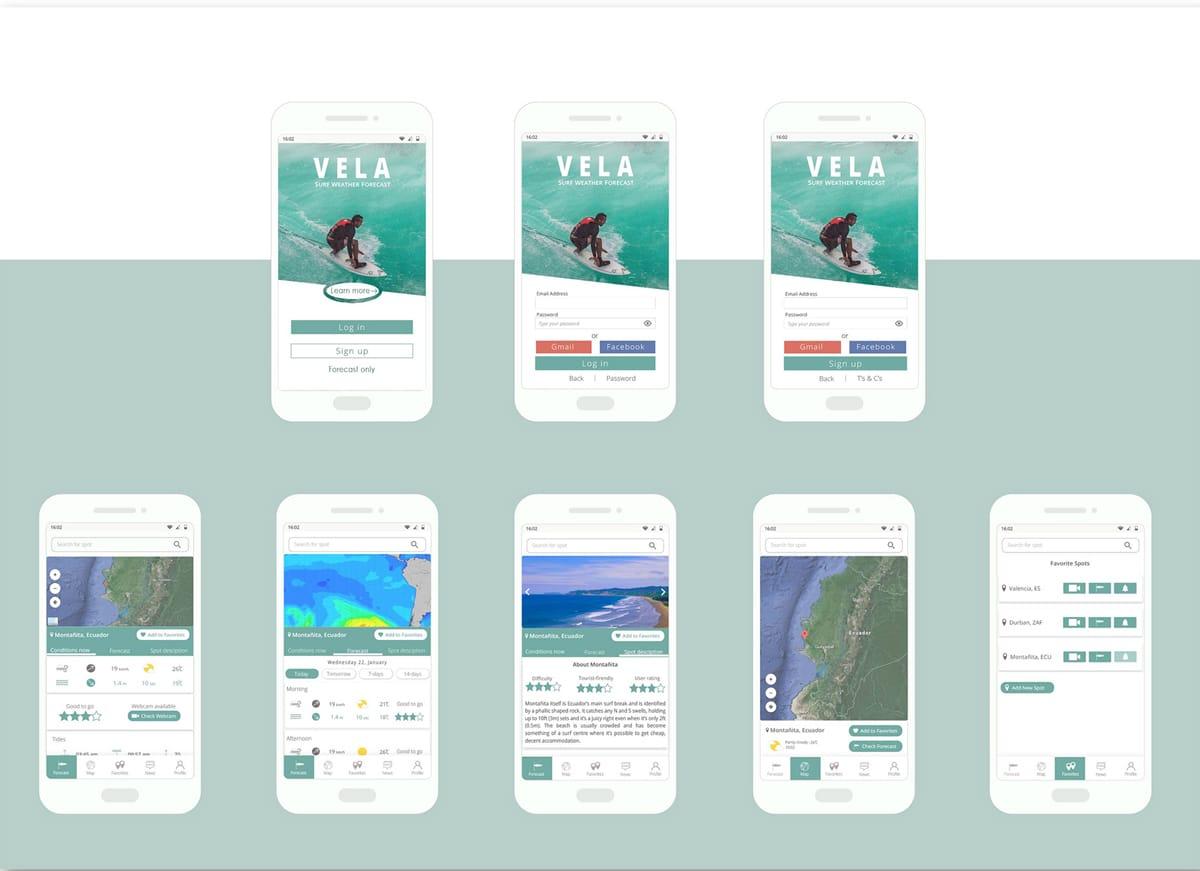 UX portfolio design