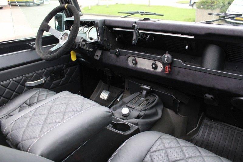 Land Rover Defender 110 Cabrio LS V8 aut. Uniek! afbeelding 13