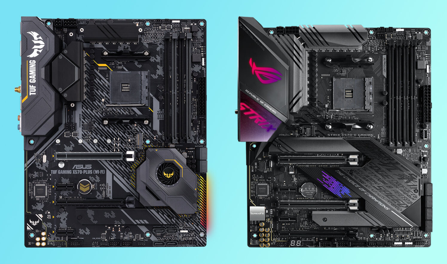 Best Motherboards for RTX 3080