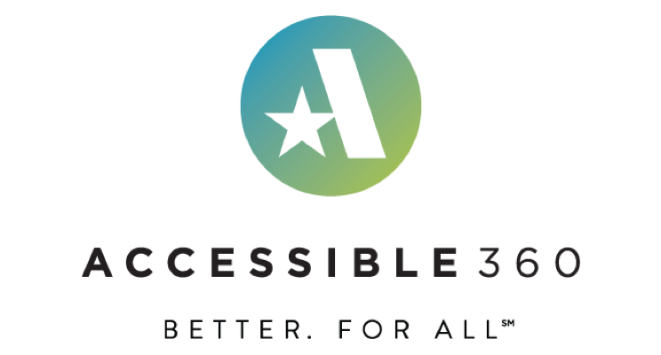 Accessible360 Better. For All.