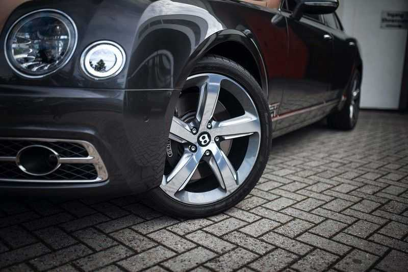 Bentley Mulsanne 6.7 Speed *Theatre / Picnic / Two-Tone* afbeelding 25