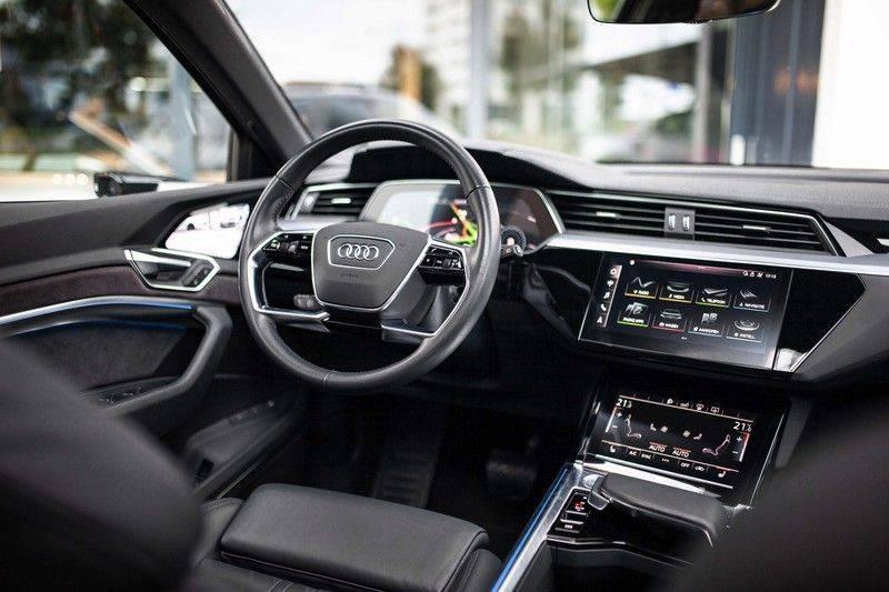 Audi e-tron 55 Quattro *4% Bijtelling / Prijs Ex. BTW / B&O / Stad & Tour pakket / Pano / ACC* afbeelding 4