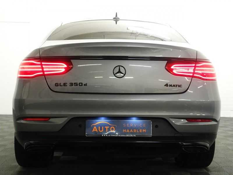 Mercedes-Benz GLE Coupé 350 d 4MATIC 259pk AMG Night Edition 9G- Leer, Navi, Camera, full afbeelding 13