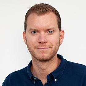 Kasper Hartvig fra Billy Regnskabsprogram