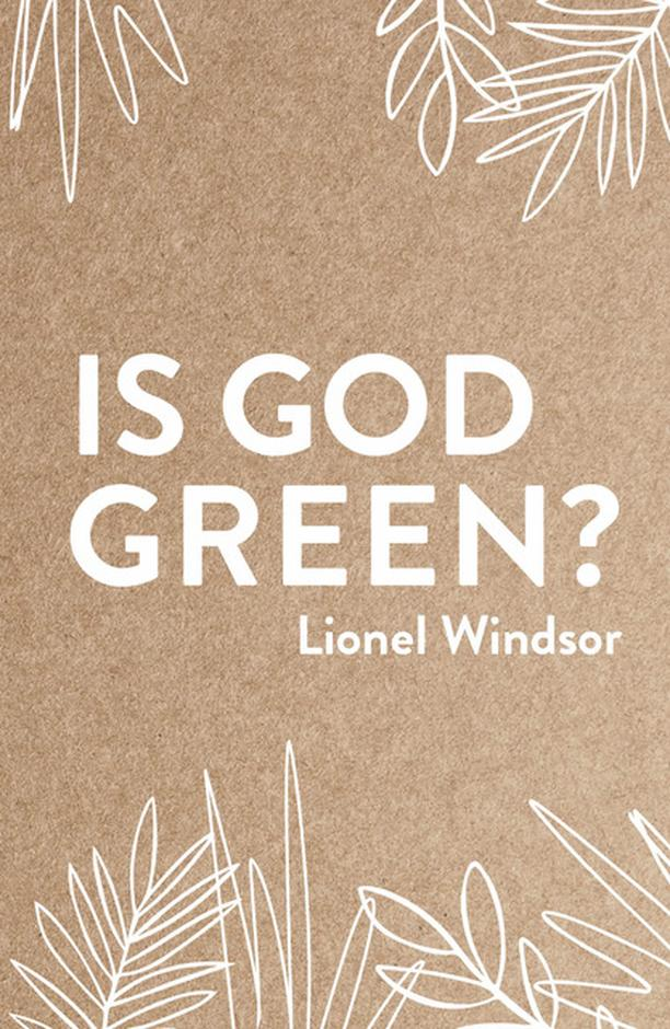 Is God Green