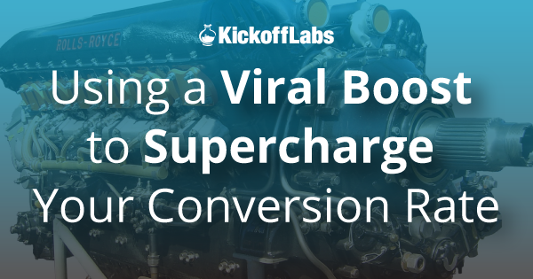 Supercharge Your Conversion Rate