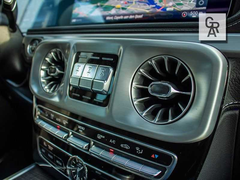Mercedes-Benz G-Klasse G63 AMG | Schuif/kanteldak | Distronic Plus | AMG Perf. uitlaat | 22inch wielen | afbeelding 20