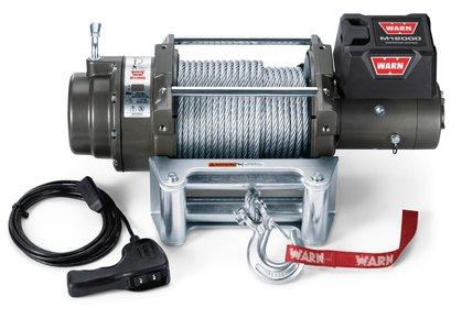Warn M12000 12V Winch 17801 12000 lb winch