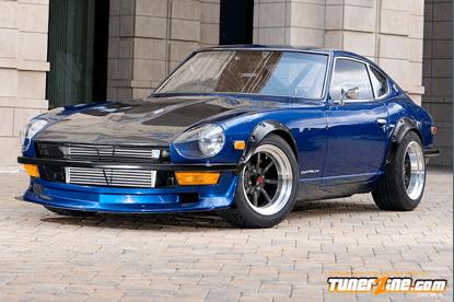 Nissan Fairlady Z: Z31 (1984), Z32 (1989) (Akum no Zetto - Devil Z)