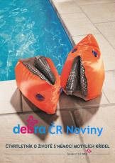 DEBRA ČR Noviny - červen 2016