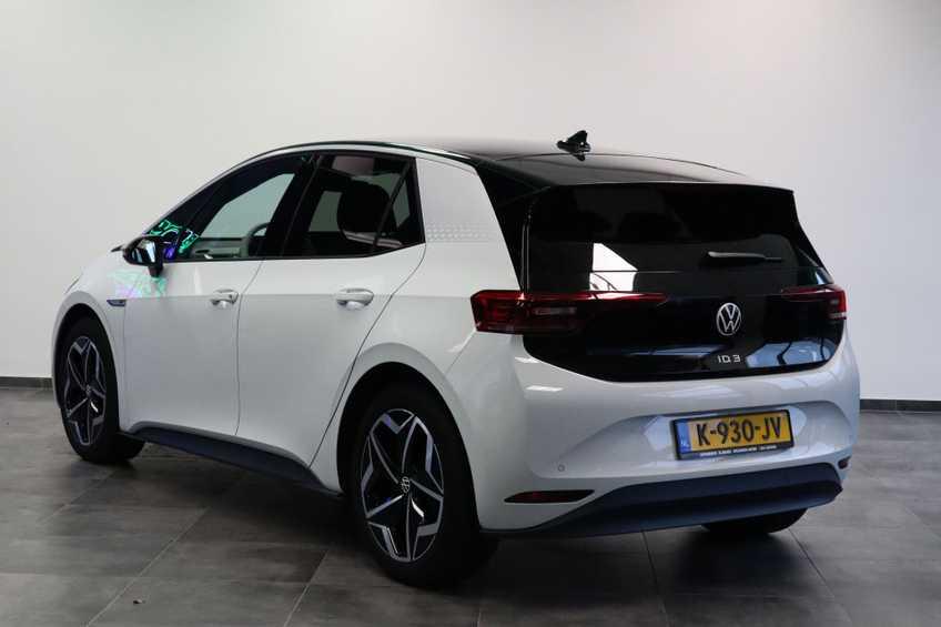 """Volkswagen ID.3 First Plus EX BTW! 8% Bijtelling 19""""LMV afbeelding 2"""