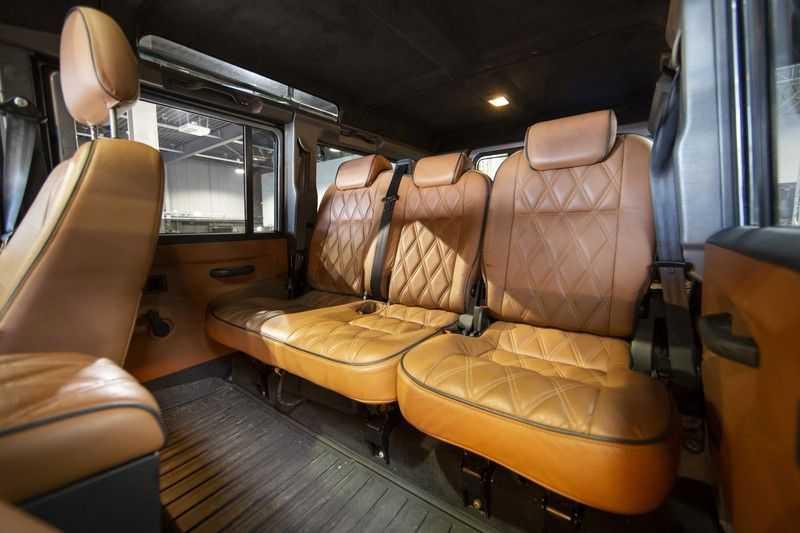 Land Rover Defender 2.4 TD 110 SW SE 7-zits Extreem compleet! afbeelding 9
