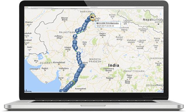 TrackNerd Lokkate Real Time Tracking Banner