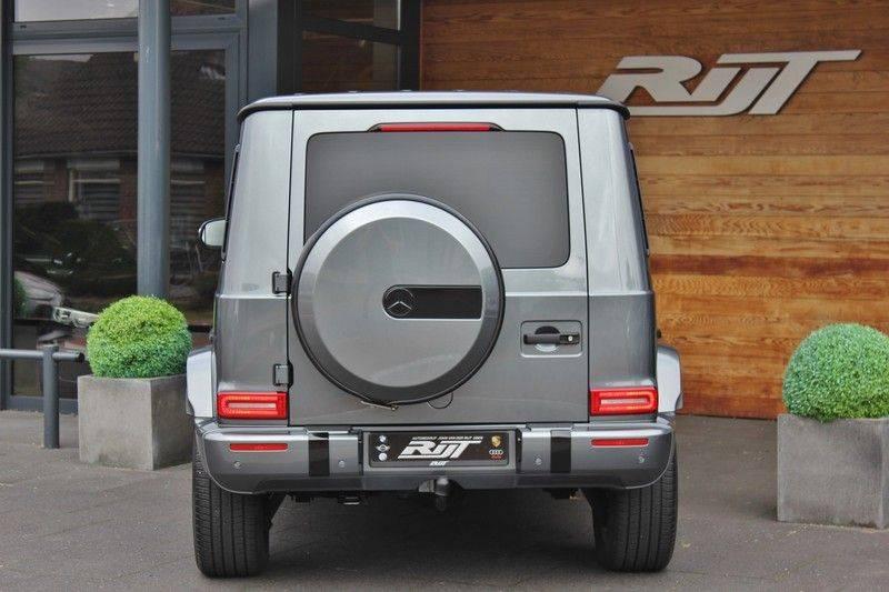 Mercedes-Benz G-Klasse 500 4.0 V8 422pk **360/Distronic/Schuifdak/Trekhaak/DAB** afbeelding 9