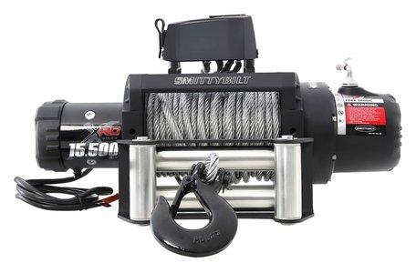 Smittybilt Gen2 XRC 15500 Winch 97415 15500 lb winch