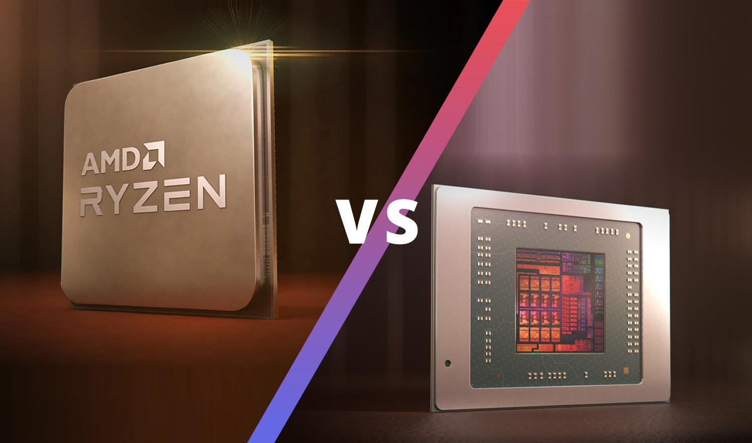 Desktop CPUs vs Mobile CPUs: Differences and Similarities