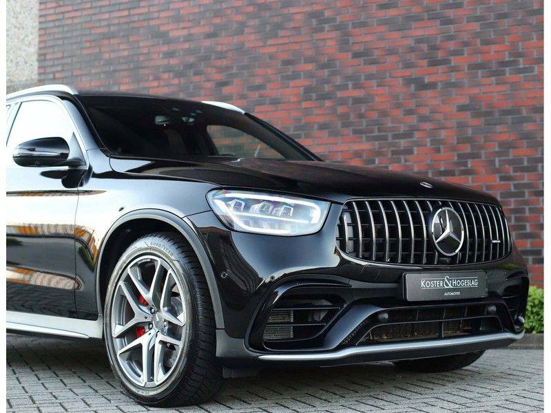 Mercedes-Benz GLC 63 S AMG 4-MATIC+ *510 PK*Facelift*Driver Package*Assistent Plus* afbeelding 16