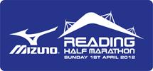 Reading Half Marathon 2012 Logo