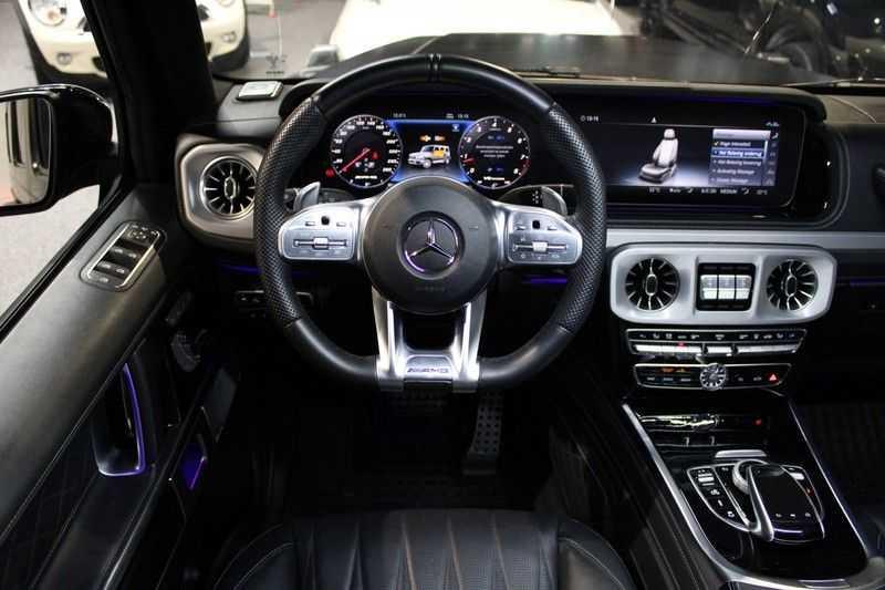 Mercedes-Benz G-Klasse 63 AMG Zeer kompleet! direct leverbaar! afbeelding 5