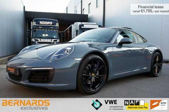 Porsche 911 991.2 3.0 Carrera *Sportstoelen *Panorama *Sportuitlaat