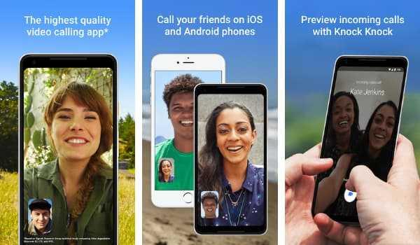 Google duo best Video Calling App