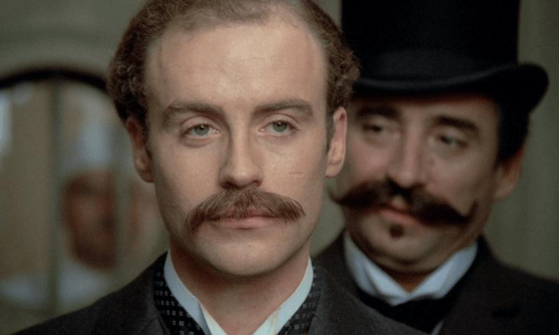 Кадр изфильма «ГидеМопассан» (1982)