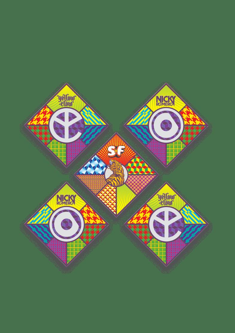 Bert Deckers Creative Summer Festival Nicky Romero Yellow Claw