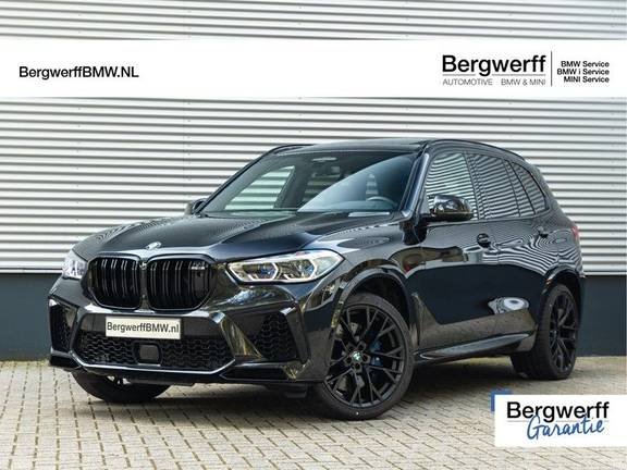 BMW X5 M Bowers & Wilkins - Stoelventilatie - Night Vision