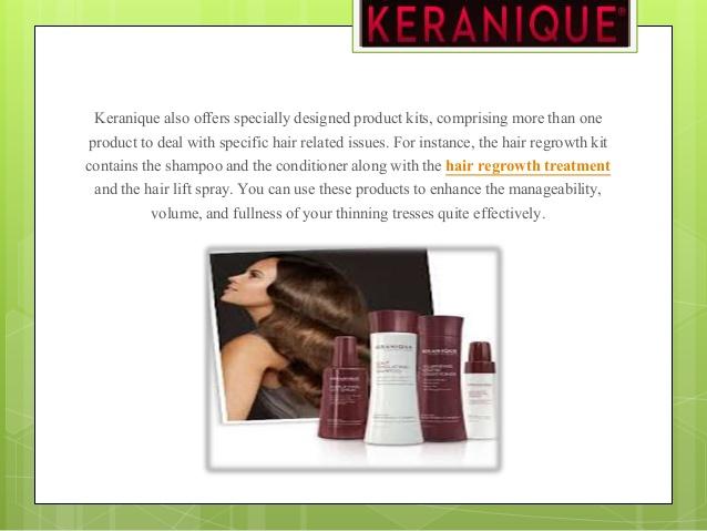 Keranique Hair Regrowth Kit Reviews